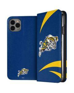 US Naval Academy iPhone 11 Pro Max Folio Case