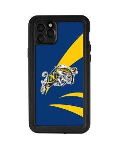 US Naval Academy iPhone 11 Pro Max Waterproof Case