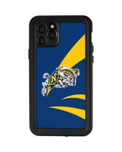 US Naval Academy iPhone 11 Pro Waterproof Case