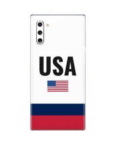 USA American Flag Galaxy Note 10 Skin