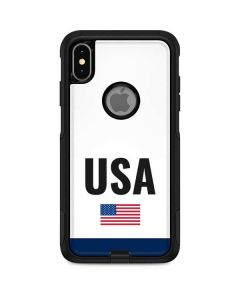 USA American Flag Otterbox Commuter iPhone Skin