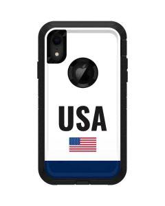 USA American Flag Otterbox Defender iPhone Skin