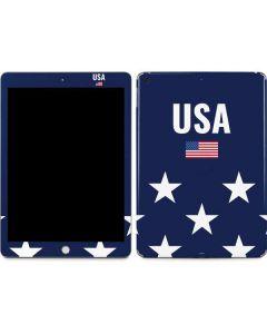 USA Flag Stars Apple iPad Skin