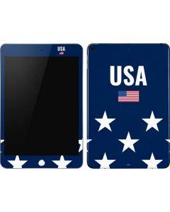 USA Flag Stars Apple iPad Mini Skin