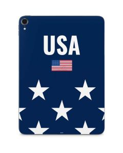 USA Flag Stars Apple iPad Pro Skin