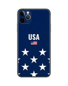 USA Flag Stars iPhone 11 Pro Max Skin