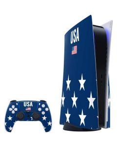 USA Flag Stars PS5 Bundle Skin