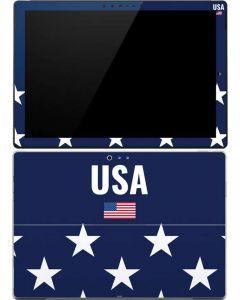 USA Flag Stars Surface Pro (2017) Skin