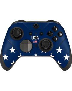USA Flag Stars Xbox Elite Wireless Controller Series 2 Skin