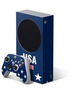 USA Flag Stars Xbox Series S Bundle Skin