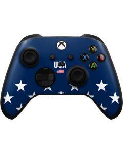 USA Flag Stars Xbox Series X Controller Skin