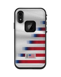 USA Soccer Flag LifeProof Fre iPhone Skin