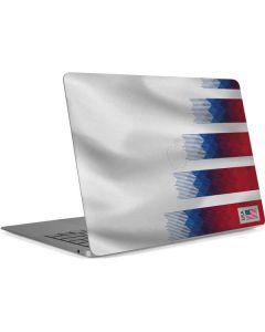 USA Soccer Flag Apple MacBook Air Skin