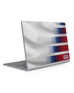 USA Soccer Flag Surface Book 2 15in Skin