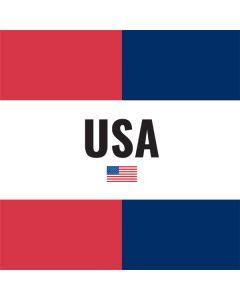 American Flag Color Block Roomba i7 Plus Skin
