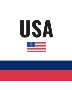USA American Flag Roomba i7 Plus Skin