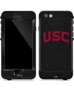 USC Bold Logo LifeProof Nuud iPhone Skin