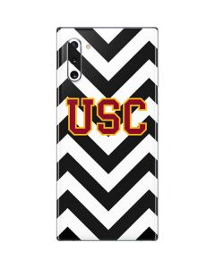 USC Chevron Galaxy Note 10 Skin