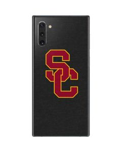 USC Dark Grey Logo Galaxy Note 10 Skin