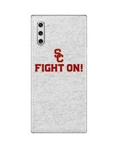USC Fight On Grey Galaxy Note 10 Skin