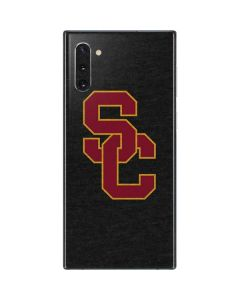 USC Grey Logo Galaxy Note 10 Skin