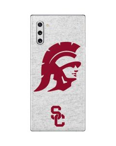 USC Grey Trojan Mascot Galaxy Note 10 Skin