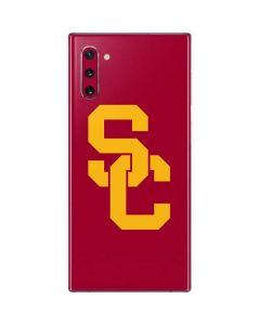 USC Red Logo Galaxy Note 10 Skin