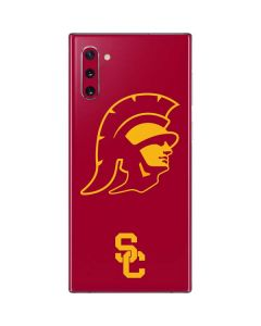 USC Trojan Large Mascot Galaxy Note 10 Skin