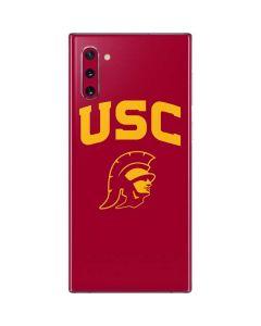 USC Trojan Logo Galaxy Note 10 Skin