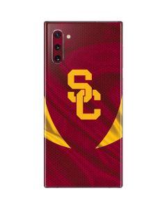 USC Trojans Jersey Galaxy Note 10 Skin