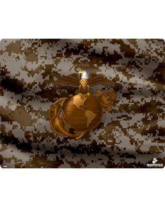 Gold Earth Marine Camo HP Notebook Skin