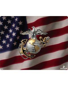 Silver Marine American Flag DJI Phantom 4 Skin