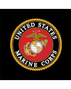 Black Full US Marine Corps DJI Phantom 4 Skin