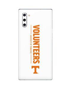 UT Volunteers Galaxy Note 10 Skin
