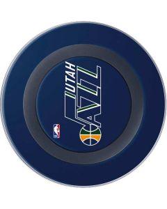 Utah Jazz Large Logo Wireless Charger Skin