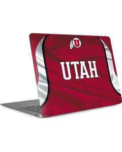 Utah Utes Apple MacBook Air Skin