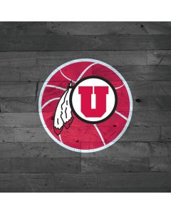 Utah Basketball Grey Acer Chromebook Skin
