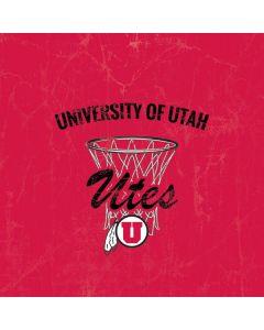 Utah Utes Basketball Apple TV Skin