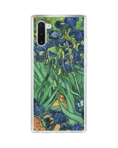 van Gogh - Irises Galaxy Note 10 Clear Case