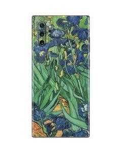 van Gogh - Irises Galaxy Note 10 Plus Skin