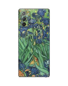van Gogh - Irises Galaxy Note20 5G Skin