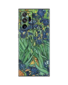 van Gogh - Irises Galaxy Note20 Ultra 5G Skin