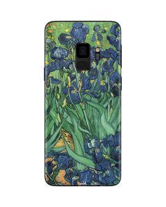 van Gogh - Irises Galaxy S9 Skin