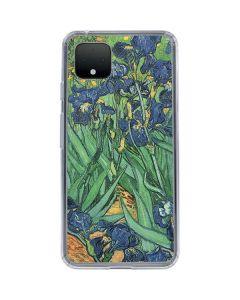 van Gogh - Irises Google Pixel 4 XL Clear Case