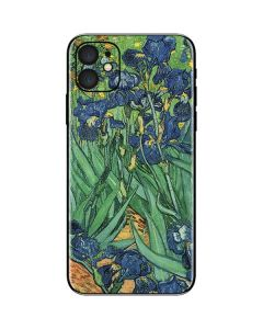 van Gogh - Irises iPhone 11 Skin