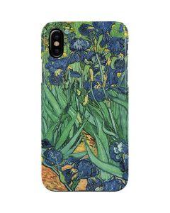 van Gogh - Irises iPhone XS Max Lite Case