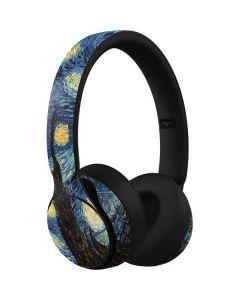 van Gogh - The Starry Night Beats Solo Pro Skin