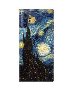 van Gogh - The Starry Night Galaxy Note 10 Plus Skin