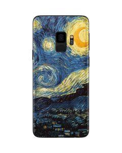 van Gogh - The Starry Night Galaxy S9 Skin