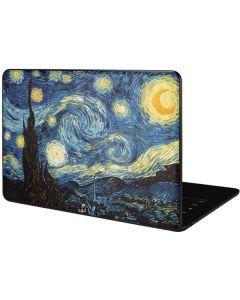 van Gogh - The Starry Night Google Pixelbook Go Skin